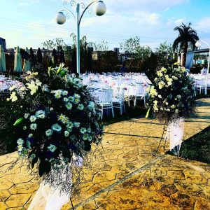 kırda düğün yapanlar